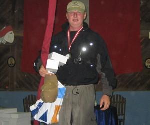 Guld til Kenneth ved KM i havfiskeri