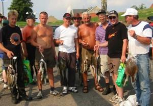 Bramming ved DM i havfiskeri