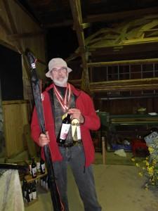 Individuel bronze til Søren Kristensen fra Frederikshavn Lystfiskerforening