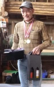 Individuel bronze - Kurt Pedersen, Frederikshavn