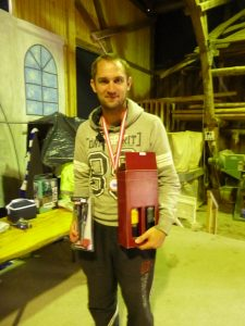 Bronze til Lasse Hansen, Kolding 1